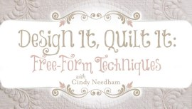 Design It Quilt It