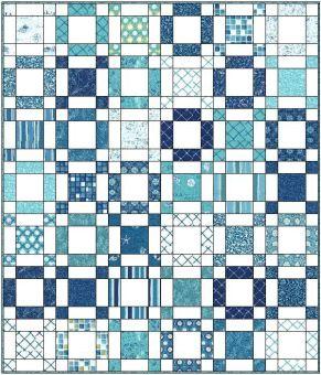 Sea of Squares