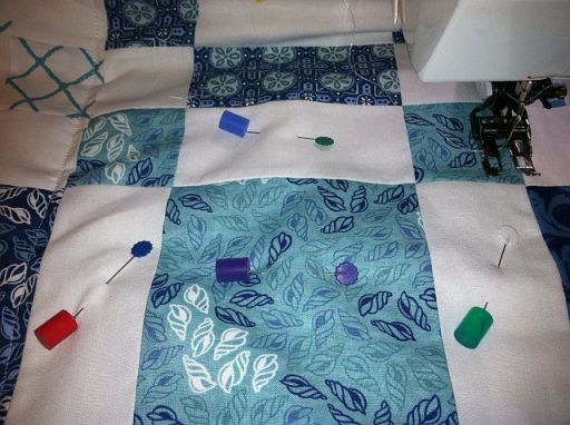 Anchor Quilting