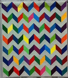 Regular Grid Quilt