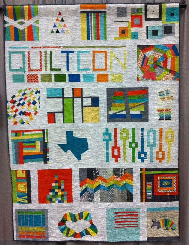 QuiltCon Block Challenge