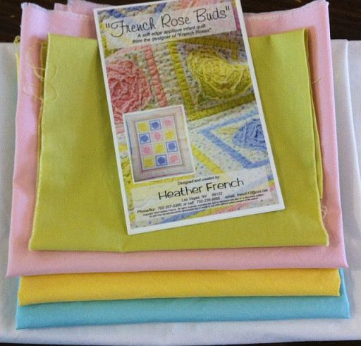 French Rose Buds Kit