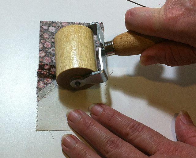 Seam Roller Press