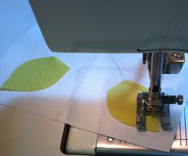 Stitching the Leaves