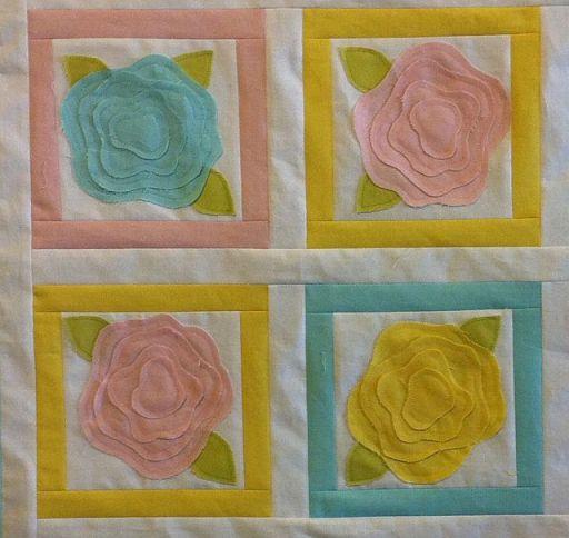 Rosebuds Detail