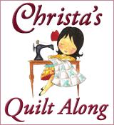 Christa's Quilt Along