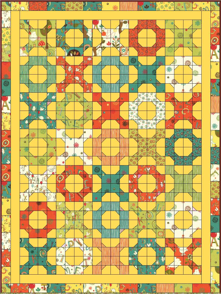 Christa S Quilt Along 5 2 Hugs N Kisses Fabric Layout Christa