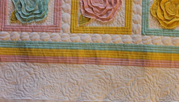 Detail Quilting