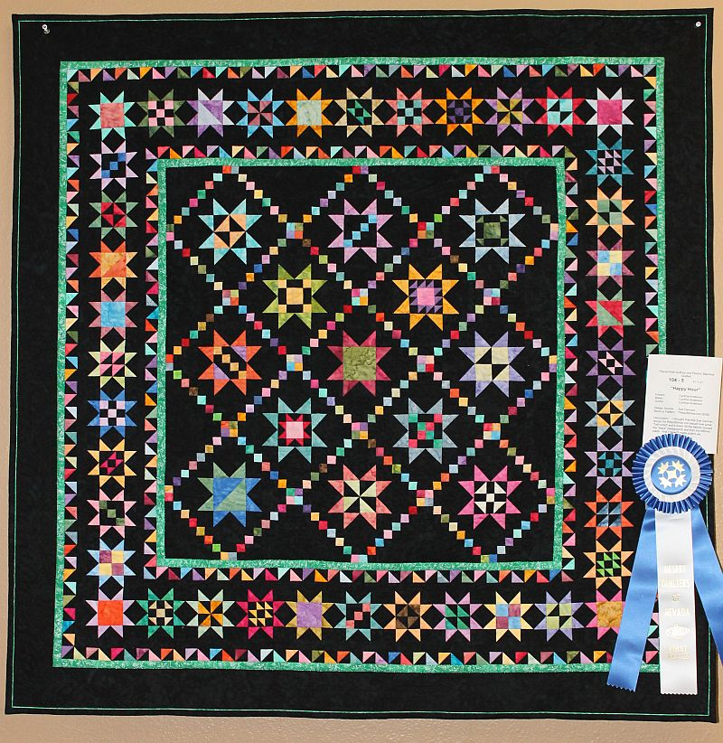 Desert Quilters Of Nevada Award Winning Quilts 2013