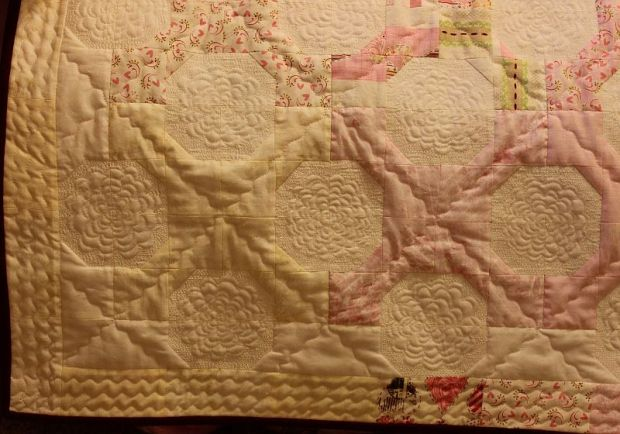 Wiggly Quilting