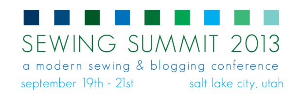 Sewing Summit 2013