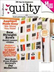 Quilty May/June 2013