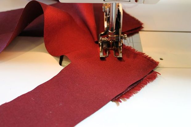 Sew Continuous Binding
