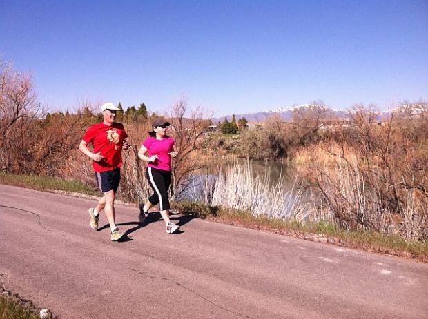 Running in Utah
