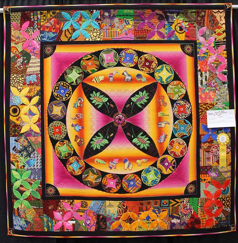 Amazing Quilts: HMQS 2013 Part 3 – More Amazing Quilts