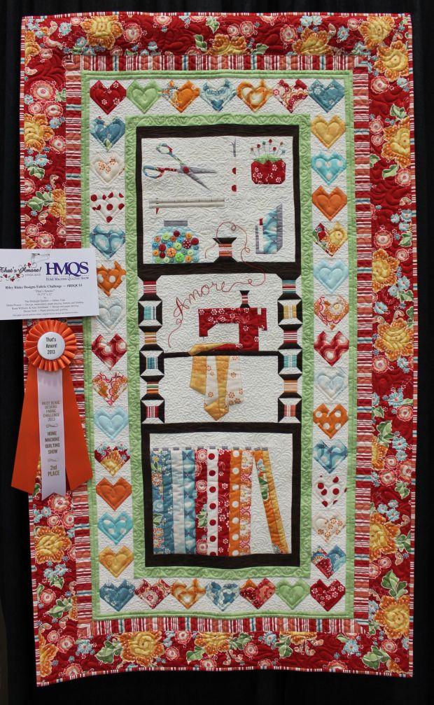 Riley Blake Fabric Challenge