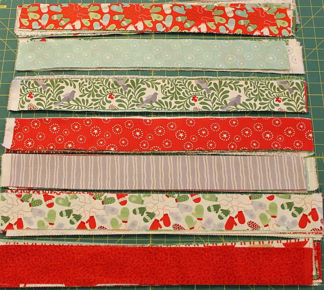 The Holly Jolly Jelly Roll Quilt Christa Quilts