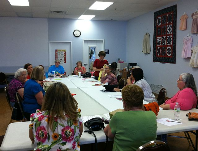 Quilt Guild Meeting