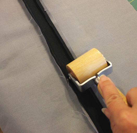 Wooden Seam Roller