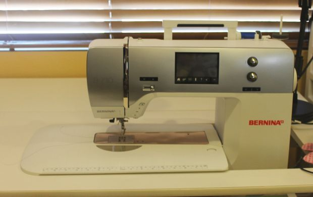 Christa's Bernina