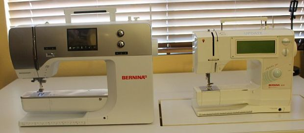 Bernina Sizes