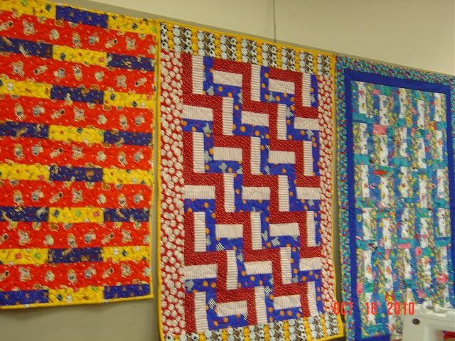 Project Linus Quilts