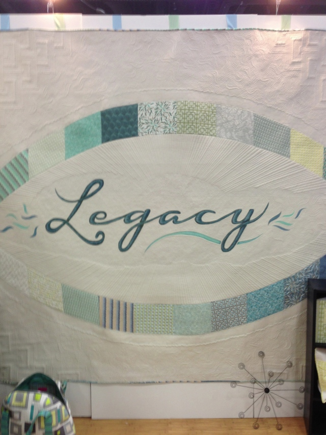 Legacy Quilt