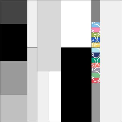 Shades of Grey Backing