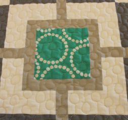 String of Pearls Quilting