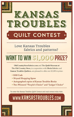 Kansas Troubles Contest