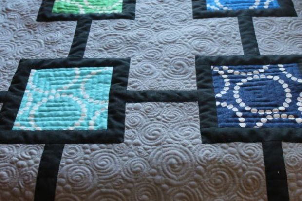 Quilting the Negative Space