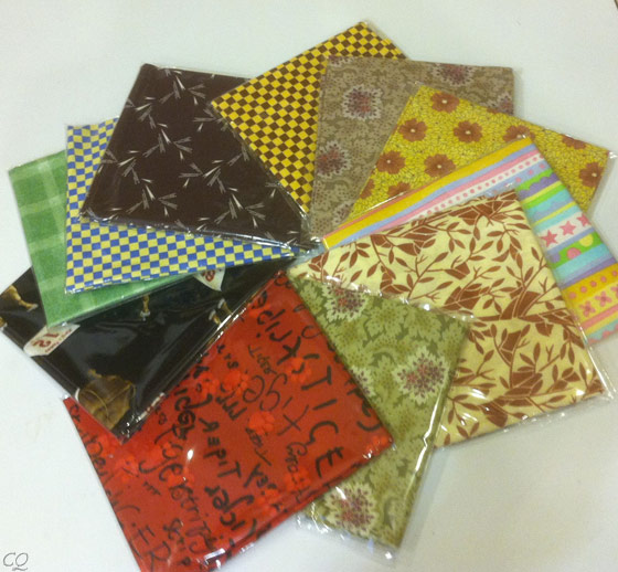 Fabric Freebies