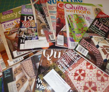 Quilt Magazines