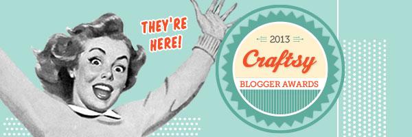Craftsy Blogger Awards