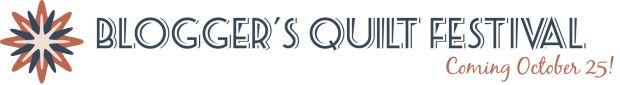 Blogger's Quilt Festival