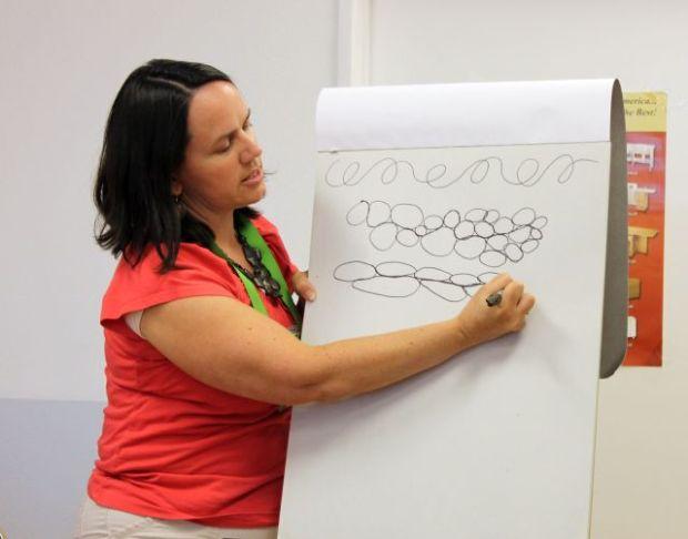 Christa Watson Teaches