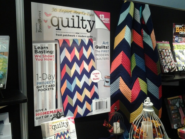 Quilty Chevrons