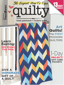Quilty Cover