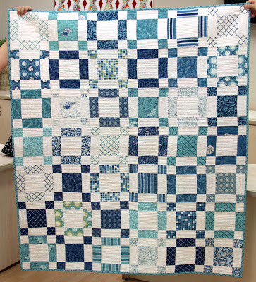Christa S Quilts Sea Of Squares Christa Quilts