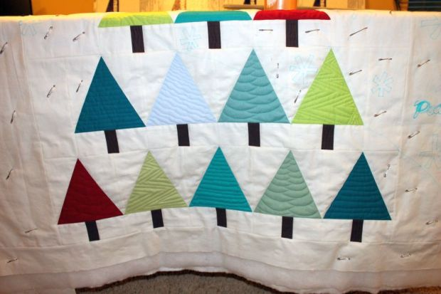 Quilted Trees