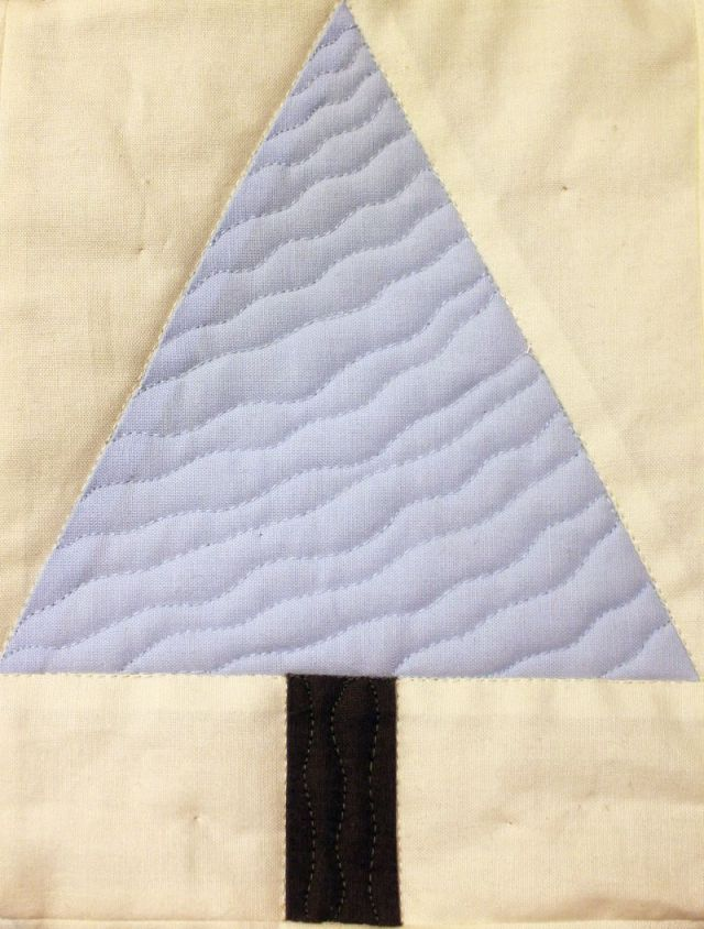 Wavy Diagonals