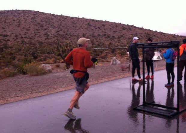 Trail Finish