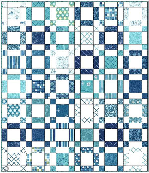 Sea of Squares Kit