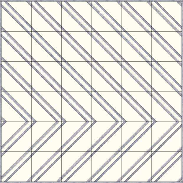 Parallel Lines Quilt