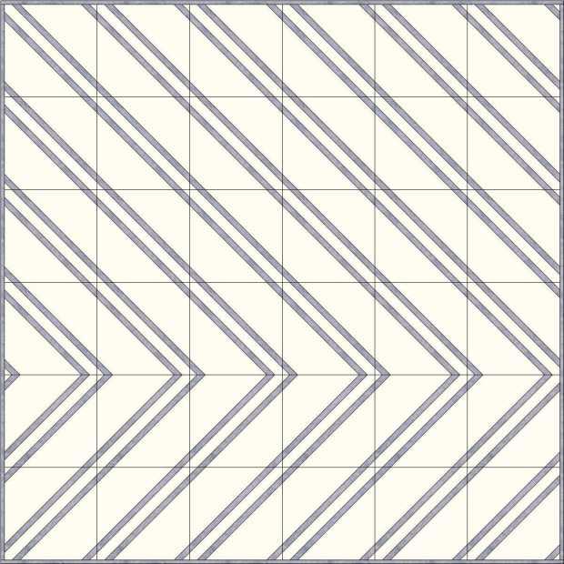 Parallel Lines Quilt