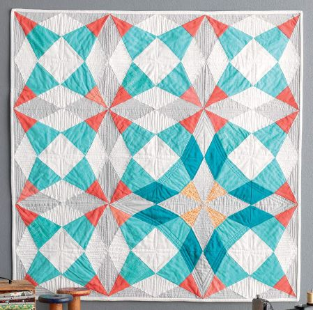 Cut Glass Quilt