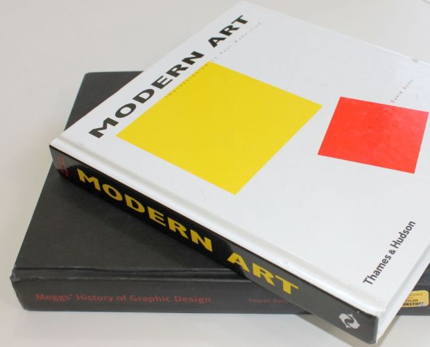 Modern Art Books