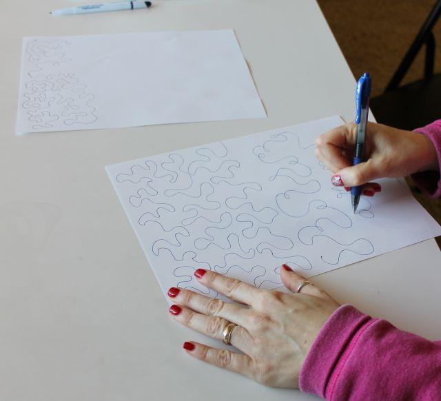 Quilt Doodles