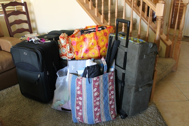 Quilting Vacation