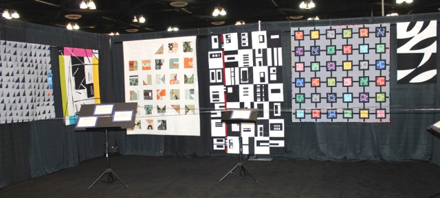 Modern Quilts from Road to CA